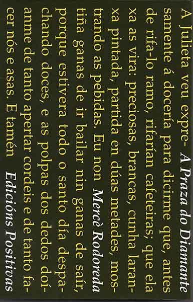 A PRAZA DO DIAMANTE, de Mercè Rodoreda